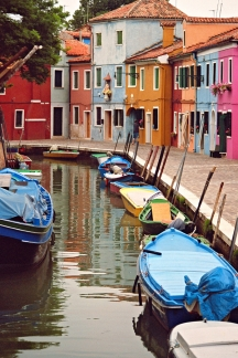 The Burano Harbour